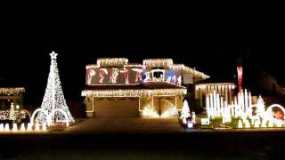 Richins 2011 Christmas Lights - Jingle Bell Rock
