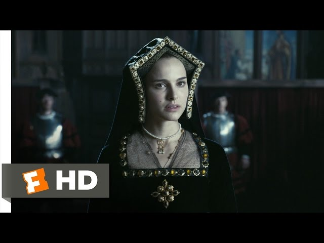 The Other Boleyn Girl (9/11) Movie CLIP - To Pass Judgement (2008) HD