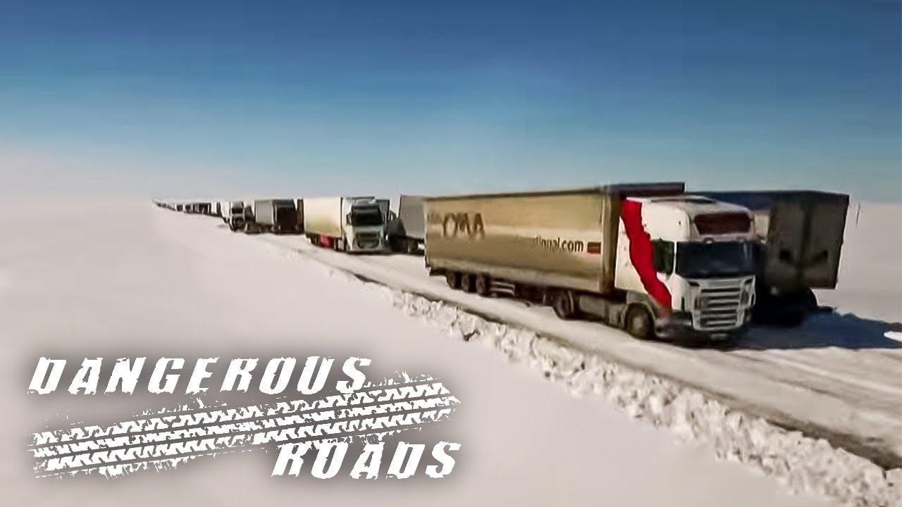 World's Most Dangerous Roads - Kazakhstan: Dead Steppe's