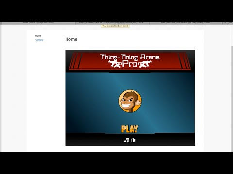 How to upload flash games to google sites under 2 minutes (2016)
