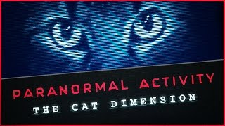PARANORMAL ACTIVITY THE CAT DIMENSION | Landon Stahmer