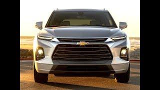 2019 Chevrolet Blazer PREMIER | RS – INTERIOR, EXTERIOR DESIGN & TEST DRIVE