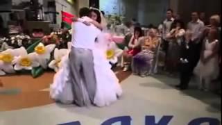 Невероятно красивый свадебный танец отца и дочери на свадьбе супер 2014