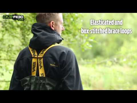 Vass Waders Review - 700-70E **WWW.CARPFEED.COM**