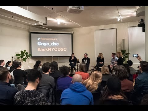 DSC NYC Meetup: Tools For Collaboration
