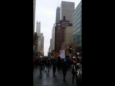 Chicago Laquan Mcdonald march