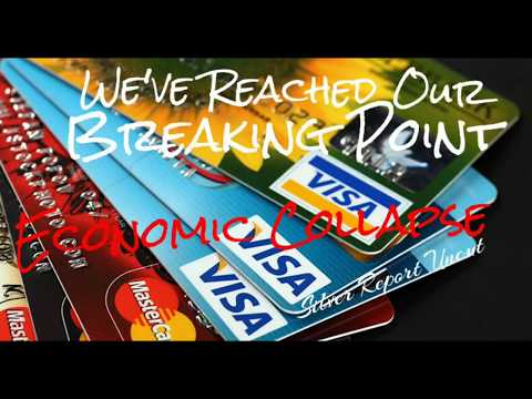 Credit Card Default Rate Skyrockets to Crisis Levels In Economic Collapse 2017
