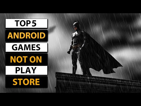 Top 5 Best Android Games Not Available On Google Play Store | (Online/Offline) High Graphics | Part3