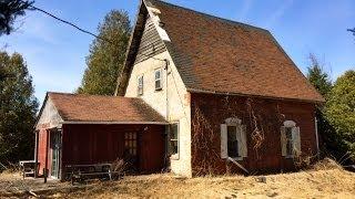 Urban Exploration: Abandoned 1800s Horse Farm