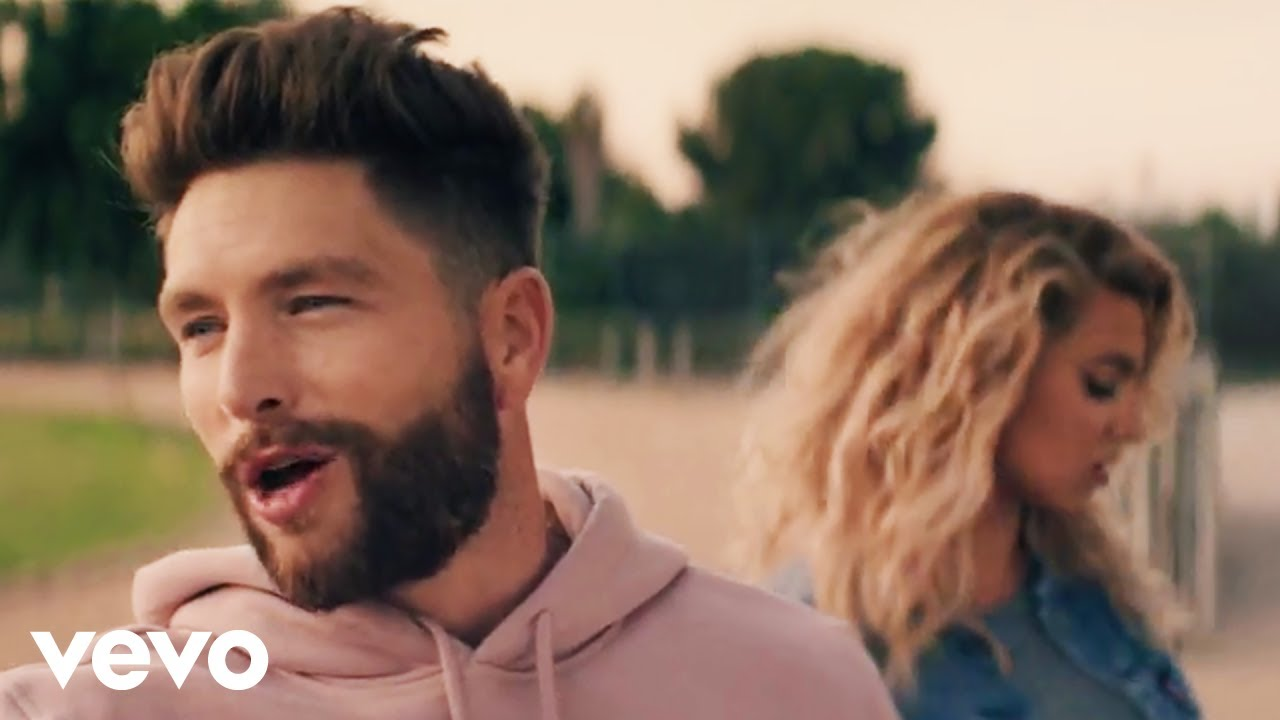 Chris Lane - Take Back Home Girl ft  Tori Kelly (Official Music Video)