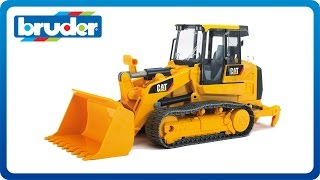 Bruder Toys CAT Track Loader #02448