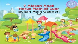 Awas Bahaya Gadget -7 Bahaya Gadget bagi Anak Anak