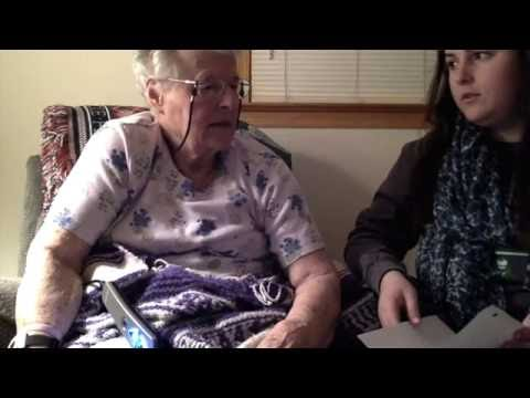 German Americans During World War II: Interview with Ingeborg Reed