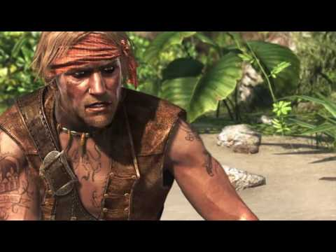 Ps4 Assassins Creed 4 Black Flag Starting new game