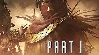 DESTINY 2 CURSE OF OSIRIS Walkthrough Gameplay Part 1 - Lighthouse - Campaign Mission 1 (DLC)