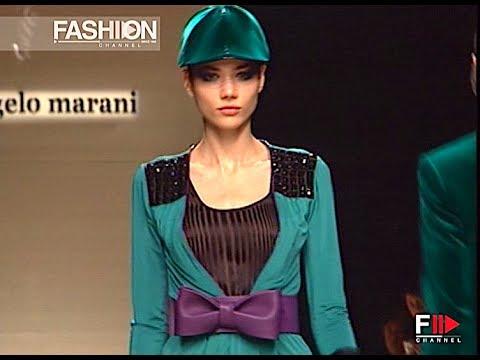 ANGELO MARANI Full Show Autumn Winter 2008 2009 Milan - Fashion Channel