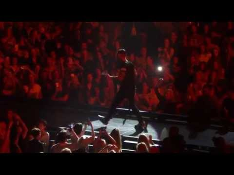4/4/15 Maroon5 @ the Forum-(HD) concert highlights 45min. 2015 V Tour