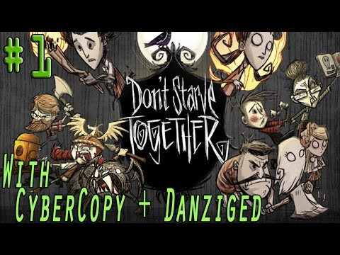 Don't Starve Together Episode 1 It's Better With Friends