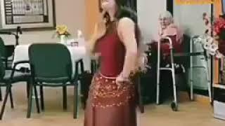 مقطع رقص عراقي