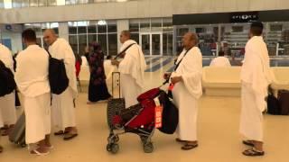Jeddah - Setting Off from Hajj Terminal