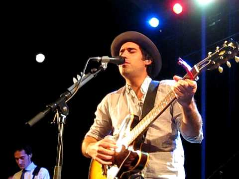 one of those days - joshua radin live in frankfurt
