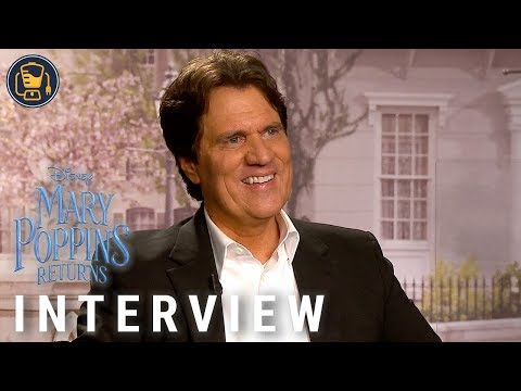Mary Poppins Returns Exclusive Interview With Rob Marshall