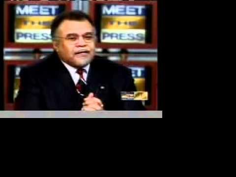 Meet The Press - Prince Bandar (Part 2 of 2)