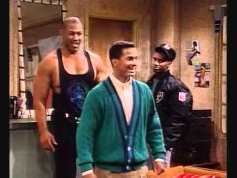Tiny Lister on The Fresh Prince of Bel-Air
