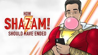 How Shazam Should Have Ended
