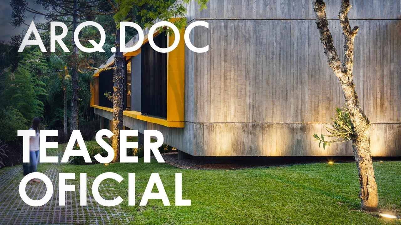 ARQ.DOC - Teaser Oficial: Lineastudio