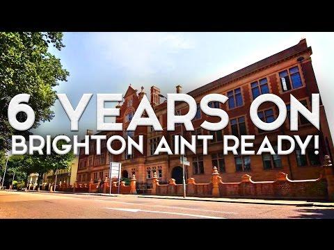 BMX - Brighton Ain't Ready 2014 - '6 Years On' Documentary - BMX In Brighton