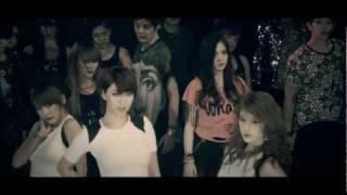 [MV] T-ara (티아라) - Lovey Dovey (러비더비) (Zombie Ver.) (Bugs!) [HD 1080p]