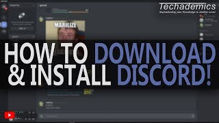 Gambar cover How To Download and Install Discord on Windows 10
