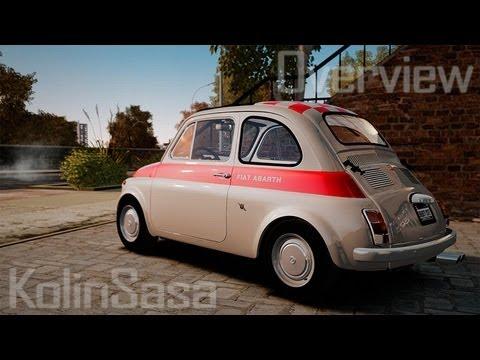 Fiat Abarth 595 SS 1968