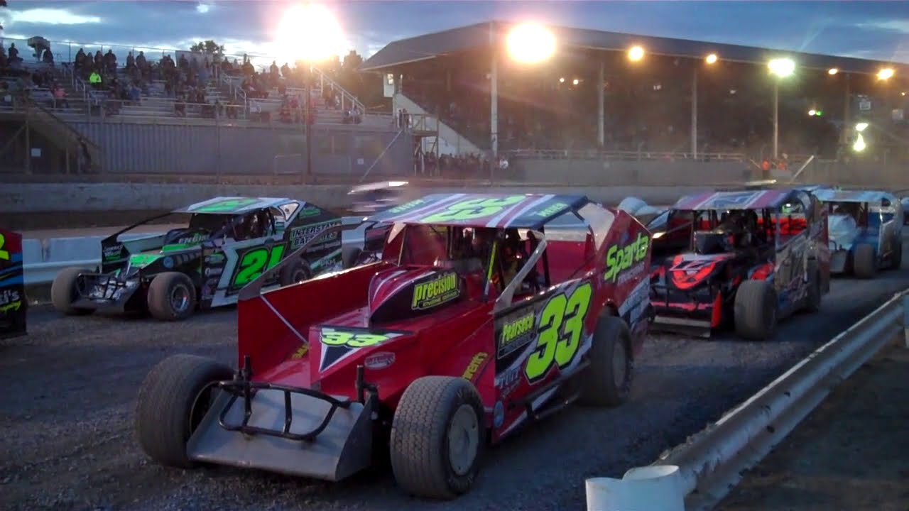 Modifieds at Middletown 2019 - Brett Hearn Takes Feature & Title