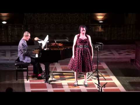 Laura Wolk-Lewanowicz performs The Passionate Trencherwoman by Donald Swann