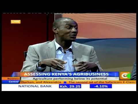 Business Center Interview: Assessing Kenya's Agri-Business Part 1