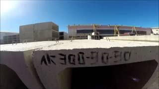 видео Трубы: безнапорные фальцевые, железобетонные безнапорные раструбные