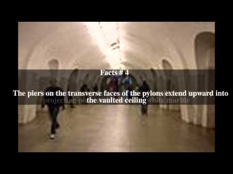 Shabolovskaya (Moscow Metro) Top # 6 Facts