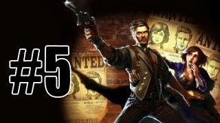 Bioshock Infinite - Gameplay Walkthrough - Part 5 - The Tolling (PS3/X360/PC) [HD]