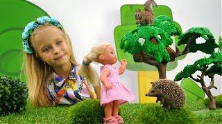 Мультики для девочек - Штеффи ищет животных - Игры в куклы