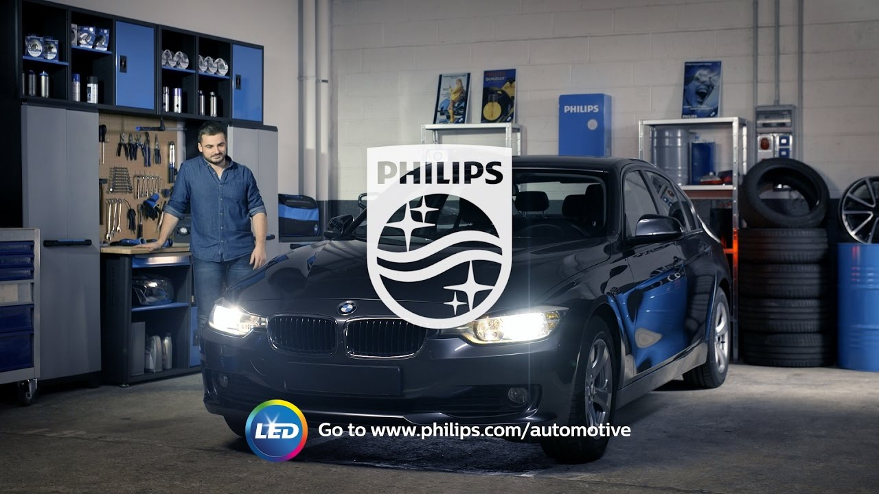 How to replace headl&s on your BMW 3-Series with LED retrofit bulbs - Philips automotive lighting & How to replace headlamps on your BMW 3-Series with LED retrofit ... azcodes.com