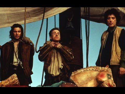 Rosencrantz & Guildenstern Are Dead Film  -  Gary Oldman, Tim Roth, Richard Dreyfuss