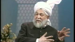 Liqa Ma'al Arab #151 Question/Answer English/Arabic by Hadrat Mirza Tahir Ahmad(rh), Islam Ahmadiyya