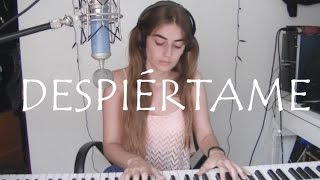 El Canto del Loco - Despiértame | LIVE | Cover by Aries [subtitles]