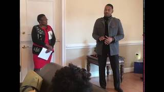 FailSafe-Era Founder Juanita Shanks Welcoming Address with Special Guest Joshua Cole