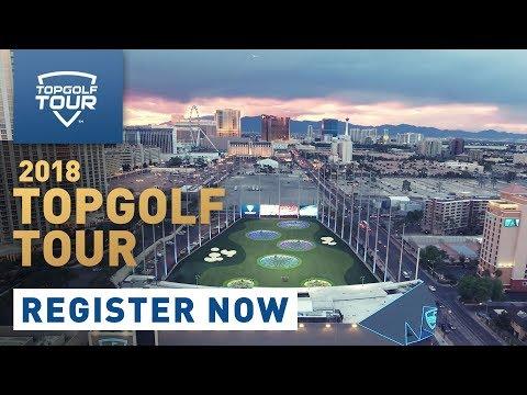 2018 Topgolf Tour | Las Vegas Promo | Topgolf