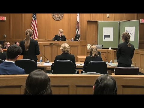 2017 Mock Trial Finals