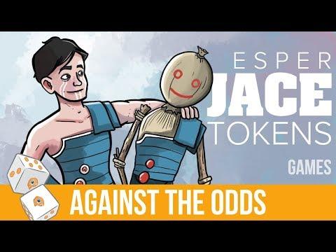 Against the Odds: Esper Jace Tokens (Games)