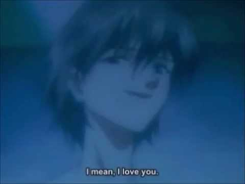 Kaworu Tells Shinji He Loves Him For One Hour Youtube